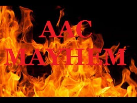AAC MAYHEM 46 THE ROAD TO AAC MANIA 4