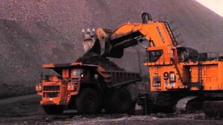 Нерюнгри - угольный разрез  16 07 2014