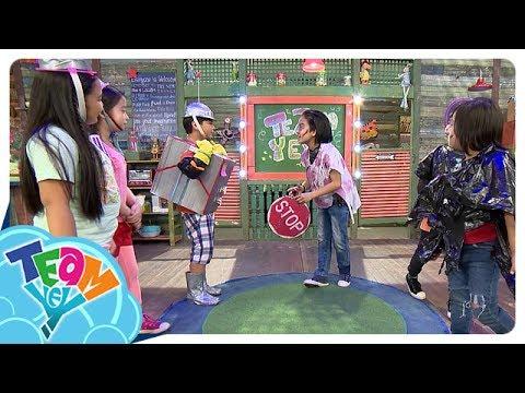 Galaw Go: Robot and Zombie Dance Mash up Tutorial | Team Yey Season 2