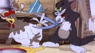 Tom and Jerry - Fine Feathered Friend