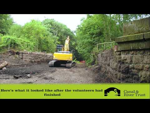 Restoring the Montgomery Canal