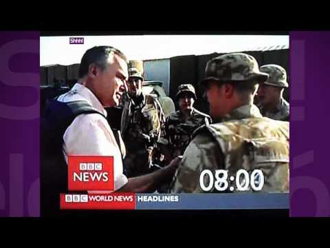 BBC World News | Broadcast countdown from BBC News Channel. (2009)