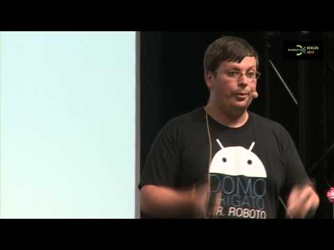 #droidconDE 2015: Benjamin Augustin – Let's get functional on YouTube