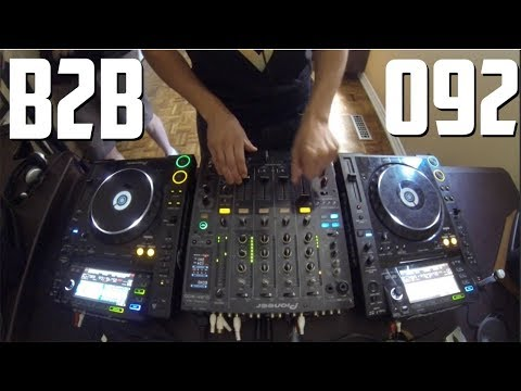 #092 Tech House Mix B2B with Piero August...
