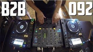 #092 Tech House Mix B2B with Piero August 2017
