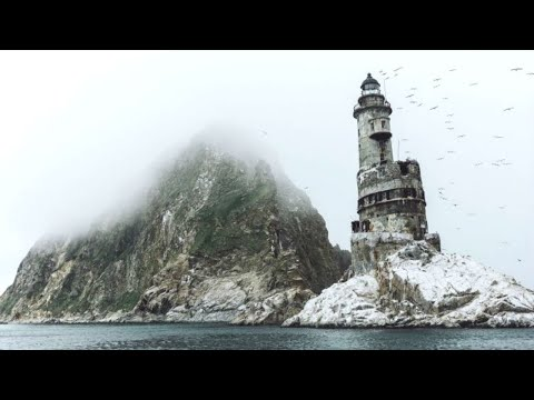 Маяк Анива — таинственное место на краю Земли
