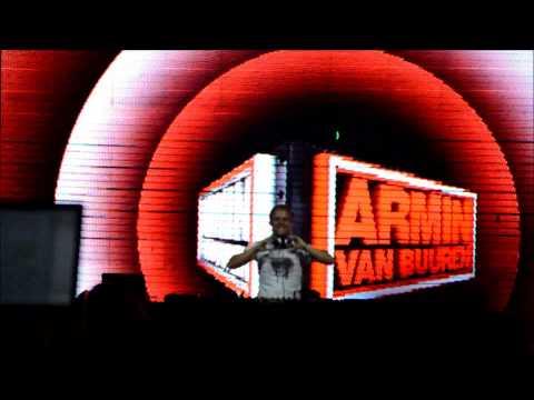 Armin Van Buuren @ Finikoudes Beach Cyprus 18/09/2013