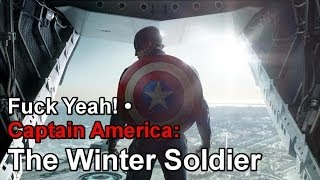 Captain America: The Winter Soldier • Fuck Yeah!