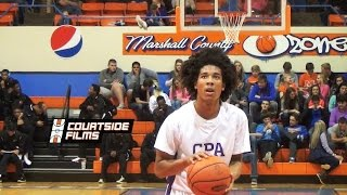 Tyger Campbell Mixtape @ Marshall County Hoopfest | Best 8th Grader in the Nation!