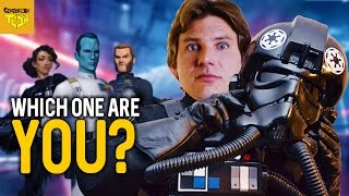 5 Types of GOOD IMPERIALS (STAR WARS)