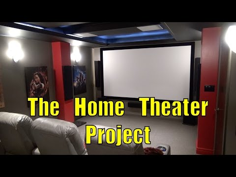 How to Build the Ultimate Home Theater - The Burke Home Thea