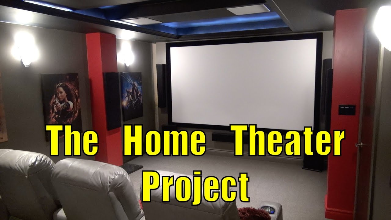 How to Build the Ultimate Home Theater - The Burke Home Theater ...