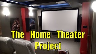 How to Build the Ultimate Home Theater - The Burke Home Theater Project