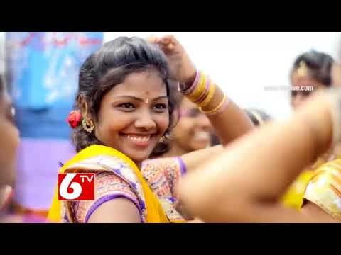 6TV Bangaru Bathukamma Song 2016Special Song On Bathukamma Festival6TV Exclusive