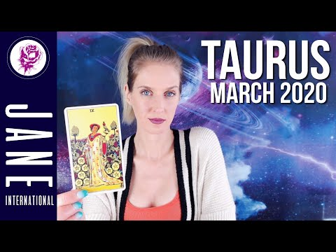 The Gold Mine, Taurus! March 2020