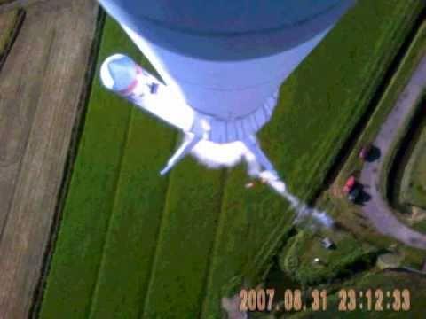 Rocket Camera : Big model rocket booster malfunction onboard camera youtube