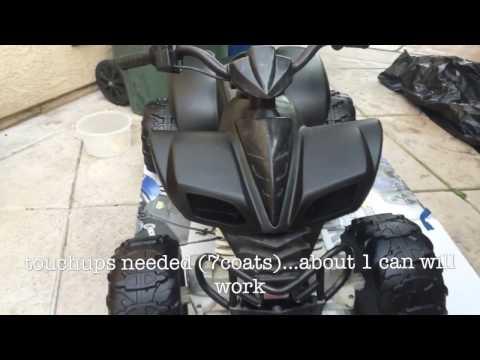 Fisher-Price Power Wheels Kawasaki KFX
