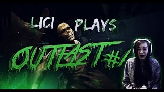 Lici Plays Outlast! Ep. 1