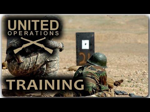 ArmA3 ► Radio Telephone Operator Course PRACTICE [United Operations Training Center]