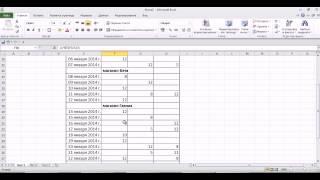Бесплатные курсы по Excel. Суммирование несмежных ячеек