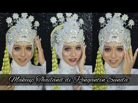 Makeup Pengantin Sunda Siger Hijab