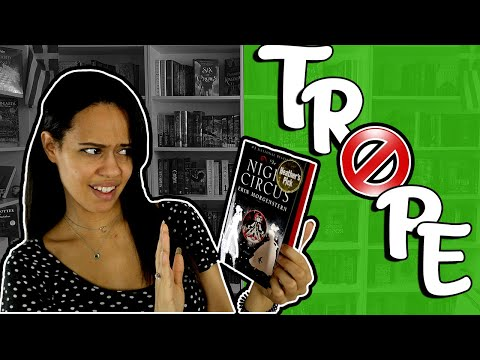 These Tropes Rule, These Tropes SUCK | Nope Trope Book Tag (ORIGINAL)