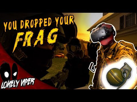 You Dropped this... | Onward | FPS Virtual Reality