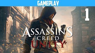 Assassins Creed Unity Gameplay Español Modo Historia Parte 1 Xbox One