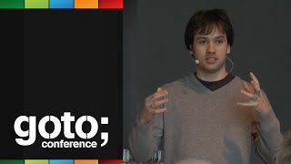 GOTO 2014 • Idioms for Building Distributed Fault-tolerant Applications with Elixir • José Valim