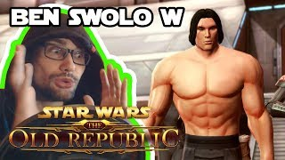 BEN SWOLO w Star Wars the SWOLD Republic!