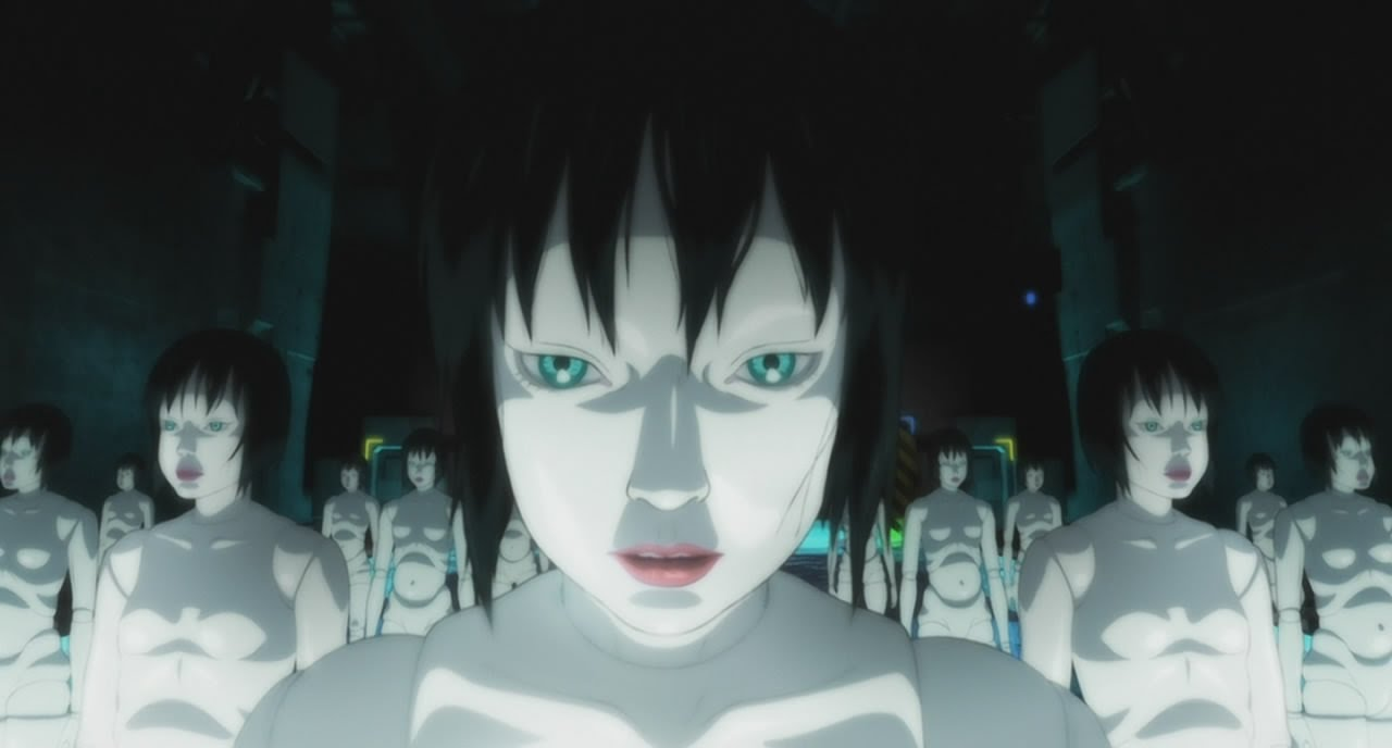 Ghost in the shell sex images 980