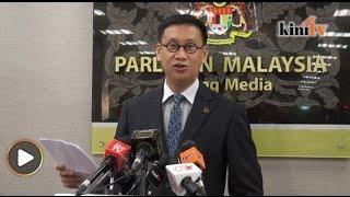 Wong Chen: Bank Negara tak lagi pantau bekas pegawai 1MDB
