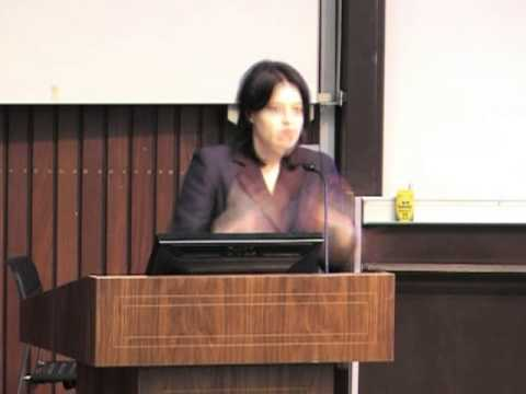 Law and the Environment Conference 2009 - Áine Ryall
