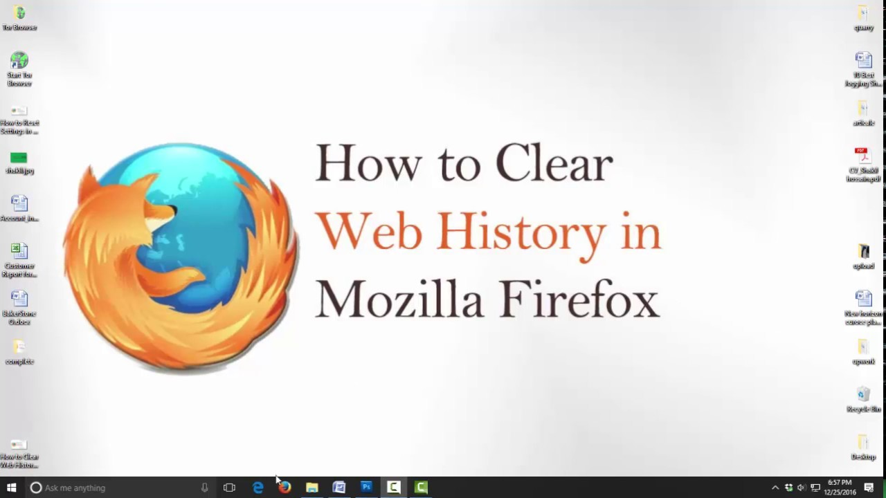 How to Clear Cache in Firefox? - YouTube