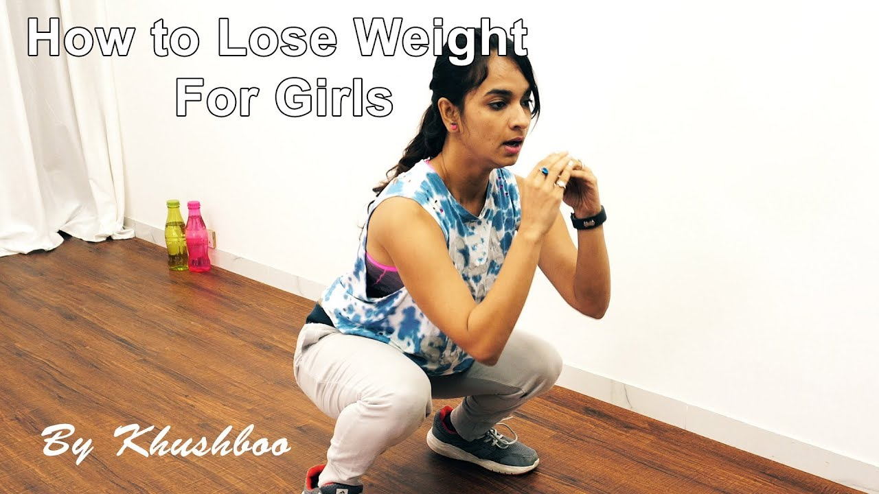 How to lose weight for girls