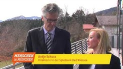 Antje Schura - Spielbank Bad Wiessee - Menschen in München