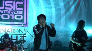 SPONGE COLA - Di Na Mababawi Live at Eastwood Libis 02-01-2010 by MYX [HD]