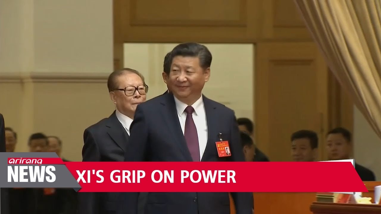 China set to allow President Xi to stay in office ...