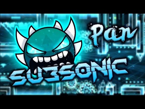 Geometry Dash - Subsonic - PanMan Part