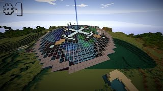 Minecraft Lets Build A PVP Arena #1!