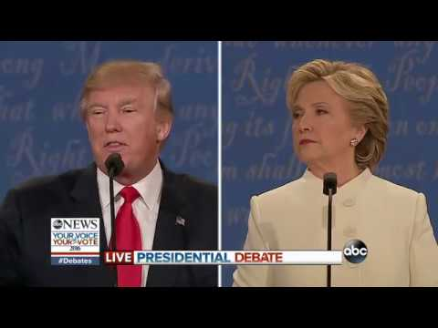 Third Presidential Debate Highlights | Trump Defends Aleppo Comments