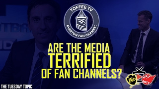 Are The Media Terrified Of Fan Channels? | The Tuesday Topic