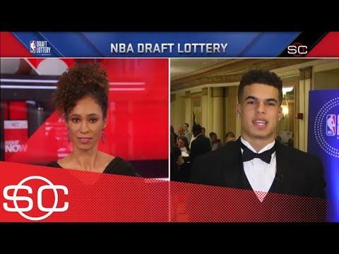 NBA lottery prospect Michael Porter Jr.: My back is feeling 'better than ever' | SportsCenter | ESPN
