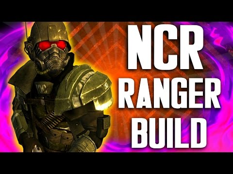Fallout New Vegas Builds - The NCR Ranger - Legion Nemesis