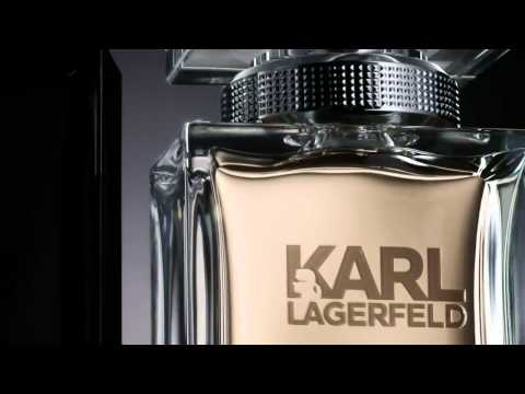 Karl Lagerfeld New Fragrance Launch Video