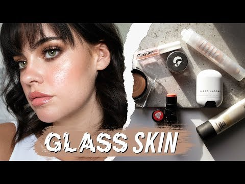 GLASS SKIN | Milk, Glossier, Nudestix… | Julia Adams thumbnail