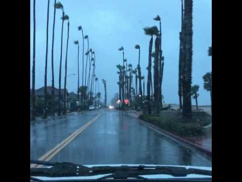 Drive down the Strand in oceanside ca