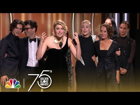 Lady Bird Wins Best Motion Picture, Musical Or Comedy At The 2018 Golden Globes
