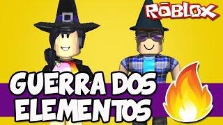 WAR TWO MAGIC ELEMENTS! - Roblox (Elemental Wars)