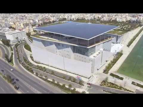 Greece stavros niarchos park athens crazy drone drone locura